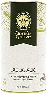 Druids Grove Lactic Acid - 5lb/80oz ☮ Vegan ⊘ Non-GMO ❤ Gluten-Free ✡ OU Kosher Certified