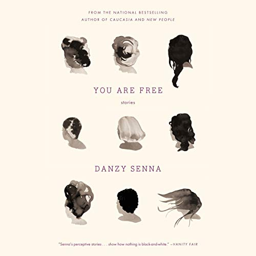 You Are Free: Stories Audiobook By Danzy Senna cover art