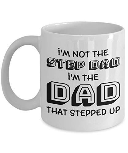 In tegenstelling tot de stappenteller in de vader, de verhoogde beker verhoogde stappen-vader-beker.