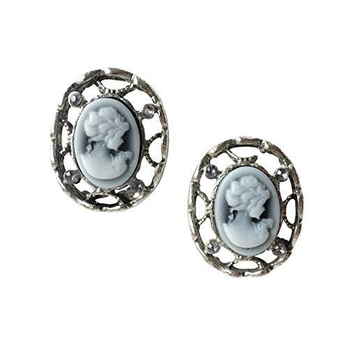 Smilla Brav Cameo -NM06 - Orecchini da donna in argento