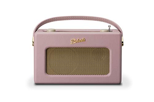 Roberts Revival iStream 3 Dusky pink (DAB+ Digitalradio/FM/Amazon Music/Spotify/Tidal/Deezer/USB + Internetradio)