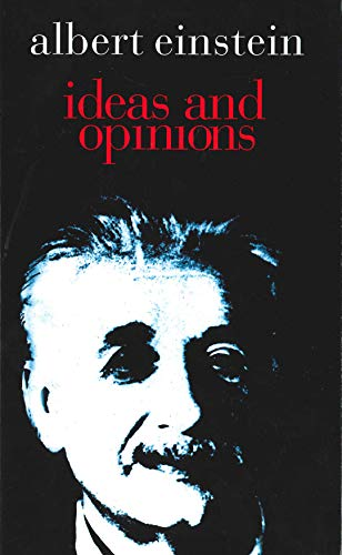 Ideas and Opinions (Condor Books)の詳細を見る