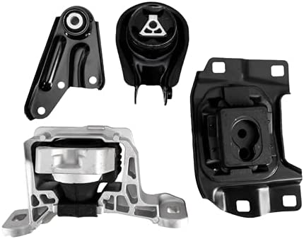 Autoforever 4PCS Engine Motor Trans Mount with Sale SALE% OFF Mazd Compatible Outstanding
