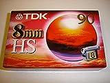 TDK P 5-90 HSEN Video-8-Kassette -