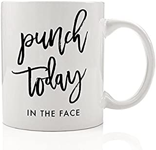 Dont Look Back Youre Not Going That Way Mug Inspiring Quotes Gift Idea Birthday Christmas Present for Men Women Family Friend Coworker Brother Sister 11oz Ceramic Coffee Cup by Digibuddha DM0254