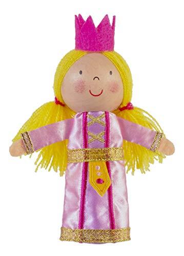 Crafts Marionnette de Princesse Multicolore (1)