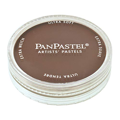 PanPastel Ultra Soft Artist Pastel 9ml-Red Iron Oxide Extra Dark