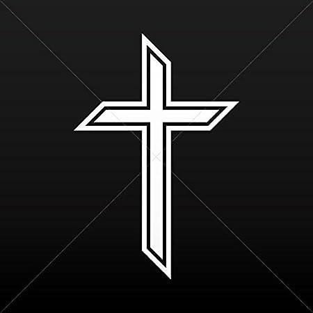 Sticker Decals Cross Patonce Fleury Trinity 20 03623