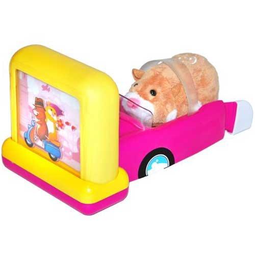 Zhu Zhu Pets Hamster Add On Drive In Movie Theatre [Toy]