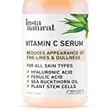 InstaNatural Vitamin C Serum with Hyaluronic Acid...