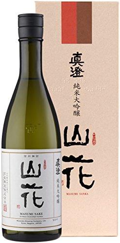 宮坂醸造『純米大吟醸 山花』
