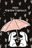 Mein Migräne-Tagebuch: Kopfschmerztagebuch zum Ausfüllen | Migränetagebuch zum Selberschreiben | für 52 Wochen | Für Deine Notizen rund um den Kopfschmerz