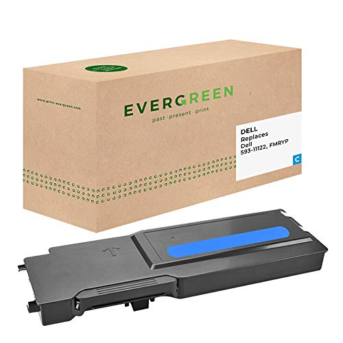 Evergreen 593-11122, FMRYP Remanufactured Toner Cartridges Pack of 1