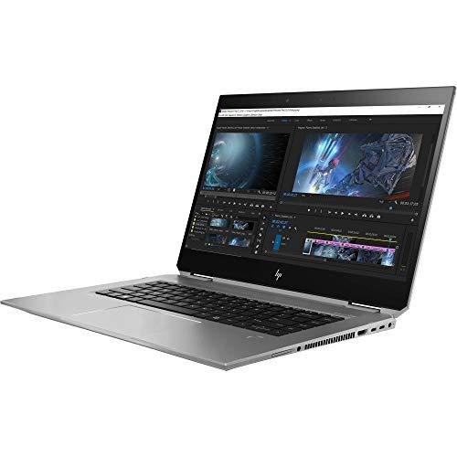Product Image 4: HP ZBook Studio x360 G5 Mobile Workstation Laptop (Intel Xeon E-2176M, 32GB RAM, 1TB Sata SSD, 15.6″ FHD 1920×1080 Touch, Quadro P1000, ZBook Pen, Win10 Pro)