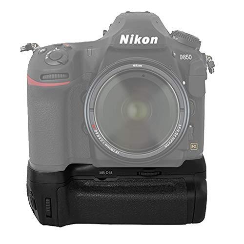 PIXEL Vertax D18 Professional Batteriegriff für Nikon D850 Kompatibel mit EN-EL15a / EN-EL15/ AA Batterie (Ersatz für Nikon MB-D18)