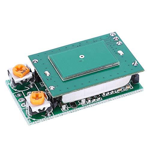 Mikrowellenradarsensor-Schaltmodul, Mikrowellendetektor, Mikrowellenradarsensor-Schaltmodul Starke Entstörung 5,8 GHz DC5V HFS-DC06