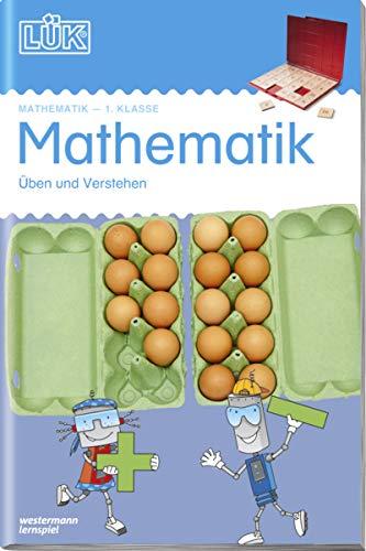 LÜK-Übungshefte: LÜK: 1. Klasse - Mathematik: Üben und verstehen