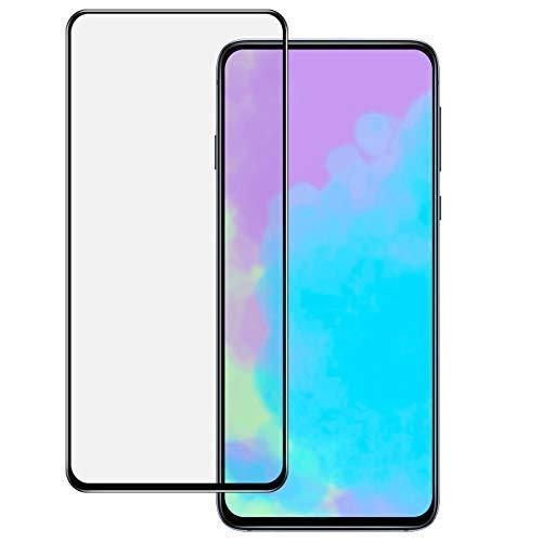 ShopeeQ Full Screen Glue 5D Edge to Edge with 9H Hardness Anti-Fingerprint Tempered Glass Redmi K20/K20 Pro - Black