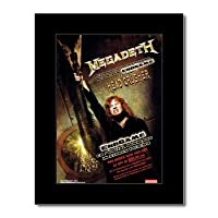 MEGADETH - Endgame Mini Poster - 28.5x21cm