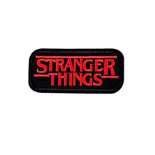 KUSTOM FACTORY - Parche con diseño de Stranger Things, colo