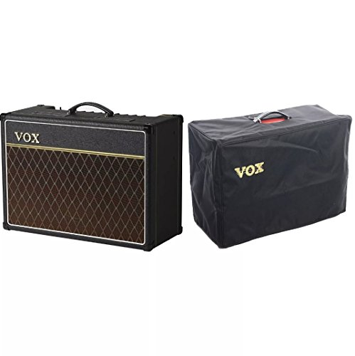 Buy Vox AC15C1 15w 1x12 Combo W/FREE Vox Amp Cover