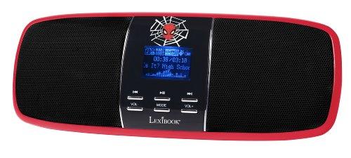Lexibook - MMB100SP - Jeu Électronique - Barre de Son Portable - Spider-Man