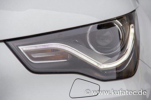 Kufatec Bi-Xenon koplamp met LED-dagrijverlichting