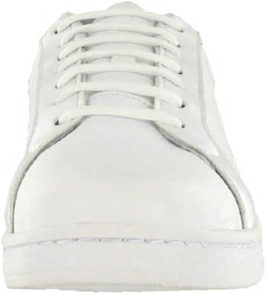 adidas Originals Mens Master Leather Logo Fashion Sneakers