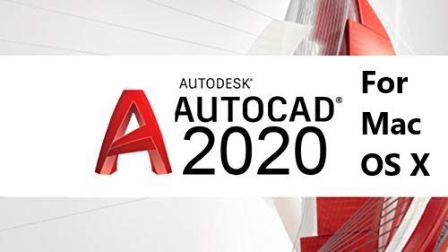 AutoCAD 2020 for Mac 1 Year License