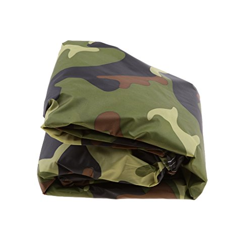 Funda Universal para Quad ATV ATC Rain Waterproof Cover. - Camo XL