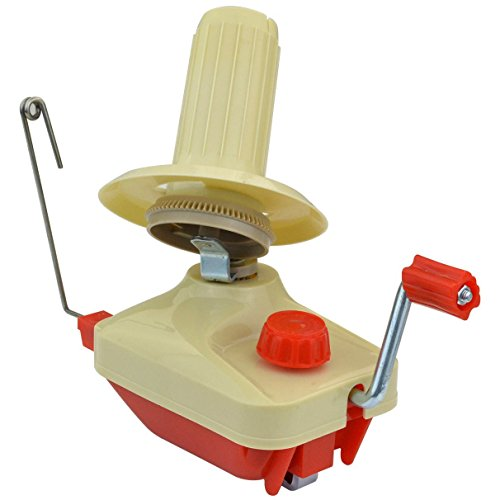 cnomg 玉巻き器 ホービ 手芸用品 使いやすい 手芸屋さんの重宝 簡易 ウールワインダーホルダー