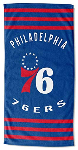 Philadelphia 76ers NBA Team Toss Pillow (18x18 )