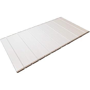 東プレ 折りたたみ式風呂ふた ラクネス 75×139cm アイボリー L14
