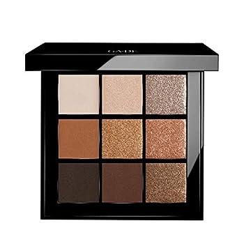 Velveteen Eyeshadow Palette By GA-DE COSMETICS - 49 spice rack