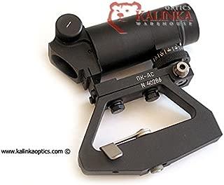 Kalinka Optics PK-AS Dual Black Dot, Red Dot Tactical Combat Sight, Universal AK/SKS/SVD Version