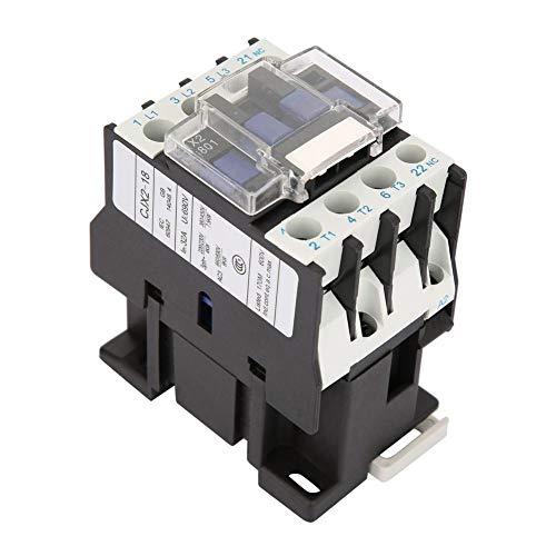 CJX2-1801 Aparato eléctrico industrial de alta sensibilidad Contactor 220VAC 18A Utilizado en...