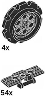 LEGO Technic Link Treads + Sprocket Wheels Pack