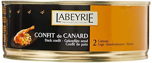 Labeyrie Confit de Canard 2 Entenkeulen Enten-Confit 825g