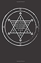Abracadabra: Blank Lined Notebook, Journal or Diary