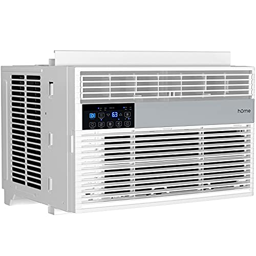 hOmelabs 6,000 BTU Window Air Conditioner with...