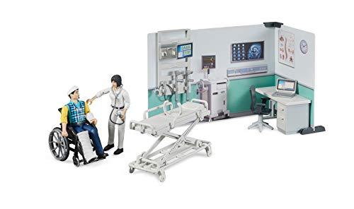 Bruder 62711 - Bworld Krankenstation