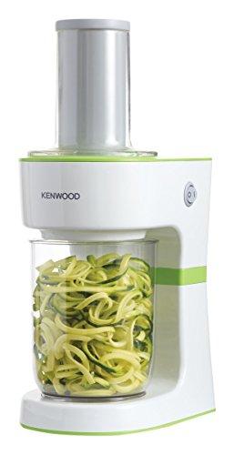 Kenwood Küchengeräte FGP203WG Spiralschneider, weiss