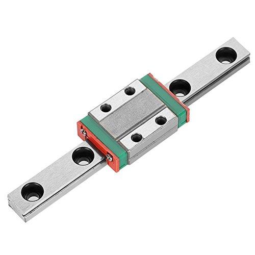 MGN12 450mm Miniatur Linearführung Führungsschiene mit 2-tlg MGN12B Gleitblock