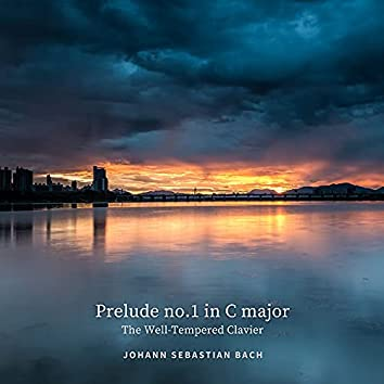 Bach: Prelude no.1 in C major (The Well-Tempered Clavier)