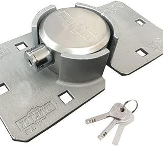 WAR-LOK Heavy Duty Puck Lock and Hasp