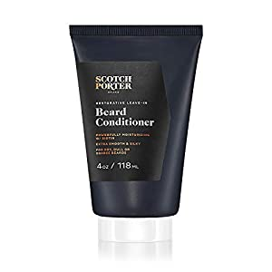 Scotch Porter Restorative Leave-In Beard Conditioner for Men | Deeply Conditions, Softens & Shines | Formulated with Non… 8