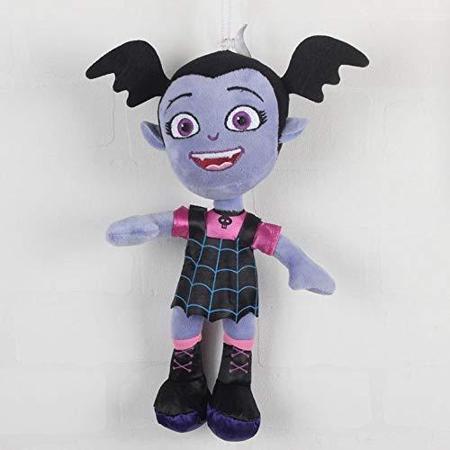 HHtoy 25cm Chica del Vampiro de Juguete de Felpa Suave