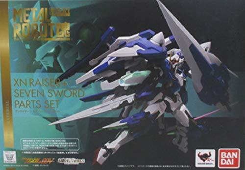 Bandai Hobby Metal Robot Spirit Side MS XN Raiser + Seven Sword Parts Set