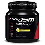Post JYM Active Matrix - Post-Workout with BCAA's, Glutamine, Creatine HCL, Beta-Alanine, and More | JYM Supplement Science | Lemonade Flavor, 30 Servings