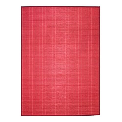 Tapis, 90cm x 60cm, Rouge
